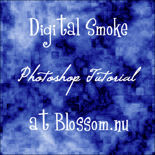 Digital Smoke Photoshop Tutorial