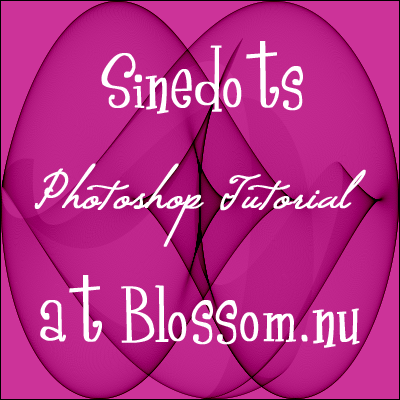 Sinedots Photoshop Tutorial