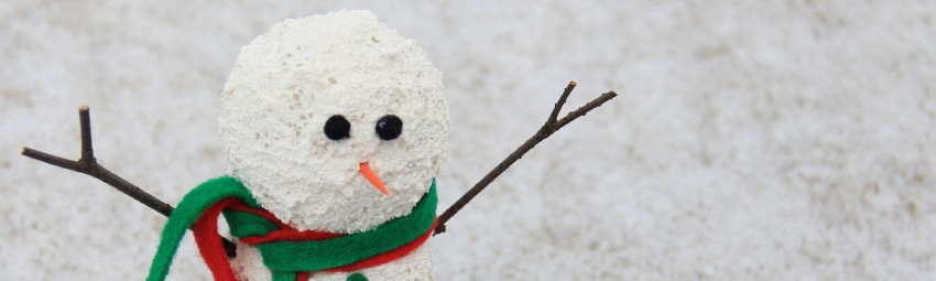 Setting winter goals for your blog