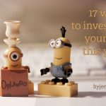 17 ways to invest in yourself this year