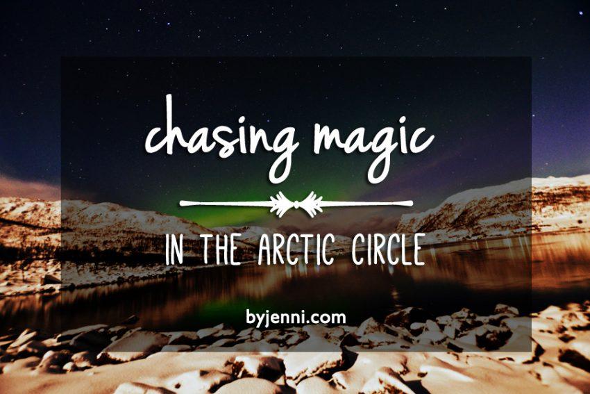 Chasing Magic