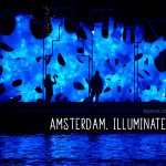 Amsterdam, illuminated