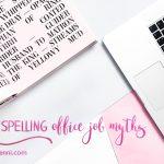"Dispelling ""office job"" myths"