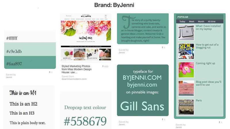 Branding: Using secret boards on Pinterest