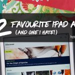 12 of my favourite iPad apps (and one I hate)