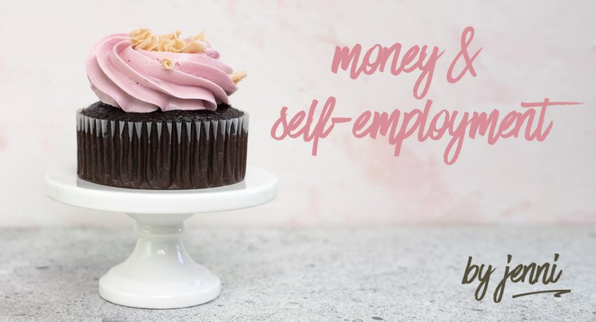 How going self-employed has changed how I think about money